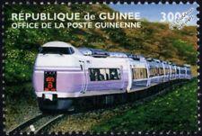 Japanese Railways AZUSA E351 Series EMU (Electric Multiple Unit) Train Stamp
