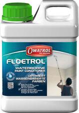 Owatrol Floetrol 1 Liter -Optimiert wasserverdünnbare Farben-