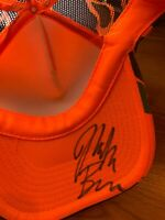MMA World Champion UFC/WEC Fighter Mike Brown Signed Hat (Autographed)