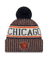 CHICAGO BEARS 2018 NFL NEW ERA OFFICIAL ON FIELD SIDELINE BEANIE KNIT HAT NWT