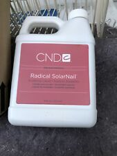 Cnd Radical SolarNail Sculpting Liquid 32 oz/ 946 ml