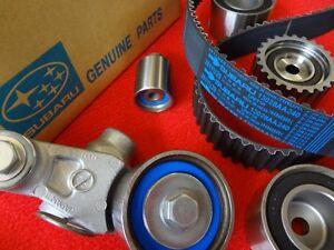Timing Belt Kit OEM for Subaru Turbo WRX Impreza STi Forester XT Legacy GT