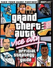 Grand Theft Auto: Vice City Official Strategy Guid