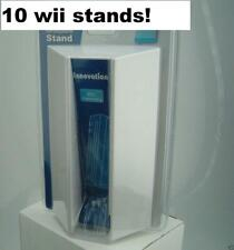 10 X Original Official WII Console Stand System Cradle OEM Organizer Power Dock