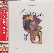 Miles Davis / Amandla (NEU! Original verschweißt, NEW)