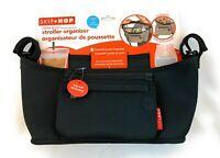 Brand New! Skip Hop - Grab & Go Baby Stroller Organizer - Black - 400304