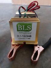 Battery Life Saver Bls-12/24B Battery Saver Desulfator
