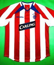 Diadora GLASGOW RANGERS 2003/04 M Away Soccer Jersey Football Shirt Scotland