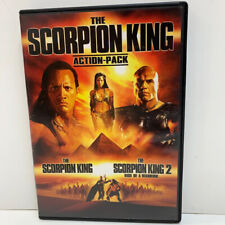 The Scorpion King Action Pack 2 Rise Of A Warrior Dvd Movie