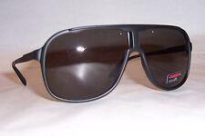 d1af7badc2 NEW Carrera Sunglasses NEW SAFARI S GTN-NR BLACK BROWN GRAY AUTHENTIC
