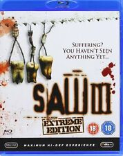 Saw 3  [2006]Extreme Edition [Bluray] [DVD]