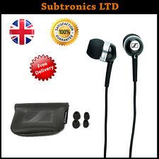Sennheiser CX 300 II Precision Noise Isolating Ear Phones - Black - UK Seller