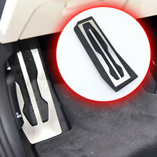 Steel Foot Rest Pedal Cover Accessories For BMW 5 Series G30 G31 G38 2017-2018