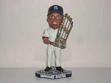 MARIANO RIVERA New York Yankees Bobble Head 2009 World Series Champs Trophy MLB