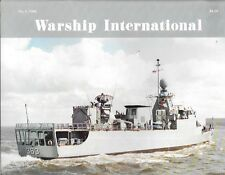 Warship International N3 1986 German UB-88 Thai Navy New York Worlds Fair Fleet