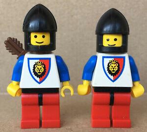 LEGO®-Minifigur Castle Dragon Knights Ritter Set 6078 6090 6046 - cas061 cas239