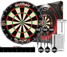 ROTEM WINMAU Surround,Dartboard,Dartscheibe,Darts,Dartset Winmau Blade 5 inkl