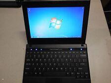 "Dell Latitude 2120 10"" Mini Laptop 2GB memory 250G HD Windows 7 blue"