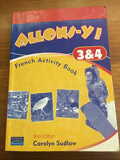 HEINEMANN ALLONS-Y FRENCH ACTIVITY BOOK VCE 3&4 – 2ND EDN, PEARSON, SUDLOW