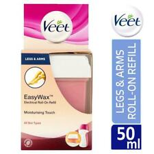 Veet Easy Wax Electrical Roll-On Refill 50ml Legs & Arms For All Skin Types
