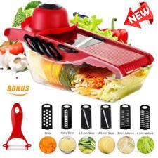 Mandoline Slicer Vegetable Food Slicer Kitchen Chopper Cutter Friut Tomato