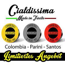 Cialdissima 150 Kapseln 100 Kompatibel Lavazza A Modo Mio Espresso ITALIANO
