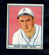 "1941 Play Ball #41 FRANK ""BLIMP"" HAYES Athletics Ex/Mt+"