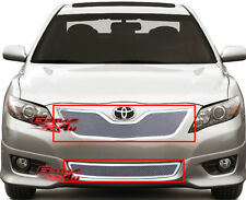 Fits 2010-2011 Toyota Camry Stainless Mesh Grille Combo