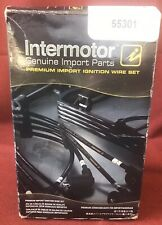 NISSAN SPARK PLUG WIRE SET-INTERMOTOR 55301-FIT FRONTIER XTERRA AND OTHER MODELS