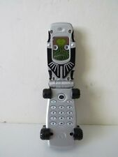 Power Rangers Wild Force Silver Edition Version Growl Morpher Rare