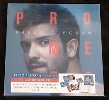 PABLO ALBORAN - PROMETO EDICIÓN SUPER DELUXE - PRECINTADO SEALED