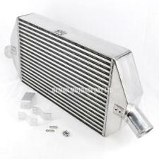 """Large Alloy Intercooler Fits Mitsubishi Lancer EVO 7 8 9 (4G63) with 2.5"""" In/Out"""