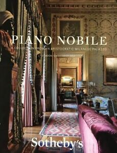 Sotheby's Catalogue London Piano Nobile 05/11/2013  HB