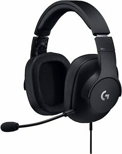 Logitech G Pro Gaming Headset with Pro Grade Mic for Pc, PC VR, Mac, Xbox etc