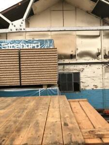 Mezzanine floor boards NEW