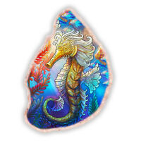 Jewelry Gift  Hippocampus Agate Gemstone Pendant Necklace H1908 2820
