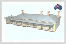 HO Scale Australian HISTORIC NORTH ADELAIDE RAILWAY STATION (1857)