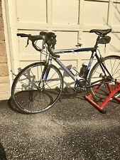 Trek 5000 Road Bike - trainer included