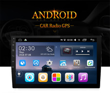 """Ultra thin Android 6.0 10.1"""" 1080P 2+32G Stereo GPS Wifi LTE DAB Mirror Link OBD"""