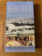 Israel Homecoming Vhs