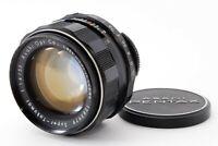 Rare! Exc+5 🌟 Asahi Pentax Super Takumar 50mm F/1.4 8elements Lens from Japan