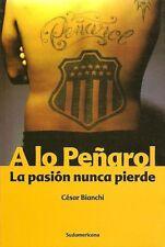 CLUB ATLETICO PEÑAROL - A lo Peñarol  BOOK !  Tattoo Picture - 2011