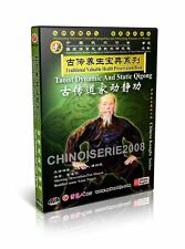 Taoist Qigong Series - Taoist Dynamic and Static Qigong by Xuan Tongzi DVD
