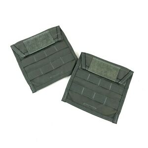 2 Eagle Industries MSAP Side Plate Carrier Pouches Admin Flame Resistant Pouch