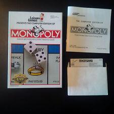 Monopoly - COMMODORE 64/128  (1984)