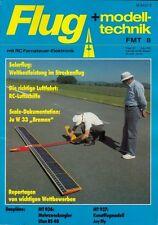FMT8608 Bauplan MT-936 Mehrzwecksegler ULAN RS 40 + FMT 8/1986