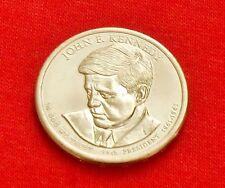 2015 JOHN F. KENNEDY PRESIDENTIAL $1 DOLLAR COIN, D, DENVER MINT, FREE SHIP