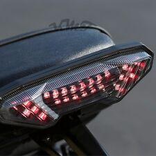 New Smoke LED Tail Light Brake Turn Signals For Yamaha FZ09 MT09 2014-2016 2015