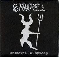 Samael Medieval Patch 1 Rotting Christ Varathron Celtic Frost Black Metal Satan