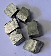 Mini cube de PYRITE de 4 g pierre mineraux lithotherapie
